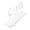 Plastic Cutlery Sets: Mediumweight Cutlery Kit