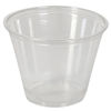 dixie: PETE Clear Cold Plastic Cups