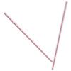 Dixie Unwrapped Hollow Stir-Straws DIX HS5CC