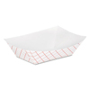 Dixie Kant Leek® Clay-Coated Paper Food Tray DIX RP50