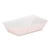 Sorters Sorter Racks Trays: Kant Leek® Clay-Coated Paper Food Tray