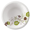 disposable dinnerware: Dixie Pathways™ 12 oz. Heavyweight Paper Bowls WiseSize