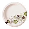 "disposable dinnerware: Dixie Pathways™ Ultra® 8.5"" Heavy Weight Paper Plates WiseSize"