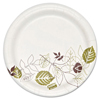 "disposable dinnerware: Pathways™ 5.875"" Paper Plates, 1000/CS"