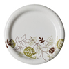 "disposable dinnerware: Pathways™ 6.875"" Paper Plates"