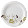 "disposable dinnerware: Pathways™ 8.5"" Paper Plates"