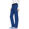 workwear womens pants: Cherokee - Women's Infinity® Low Rise Slim Pull-On Pant
