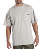 Dickies Mens Short Sleeve Tee Shirts, Two Pack DKI 1144624-AG-4X