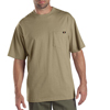 Dickies Mens Short Sleeve Tee Shirts, Two Pack DKI 1144624-DS-3X
