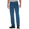 workwear jeans: Dickies - Men's Relaxed-Fit Workhorse Jeans