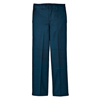 Dickies Boys Adult Size Flat Front Pants DKI 17262-DN-28-30
