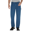 workwear jeans: Dickies - Men's Relaxed-Fit Utility Jeans