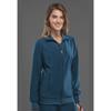 workwear jackets: Cherokee - Women's Infinity® Zip Front Warm-Up Jacket