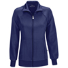 workwear jackets: Cherokee - Women's Infinity® Zip Front Warm-Up Jacket