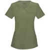 workwear: Cherokee - Women's Infinity® Mock Wrap Top