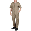 workwear: Dickies - Men's Short Sleeve Poplin Coverall