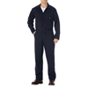 workwear coveralls: Dickies - Men's Long Sleeve Cotton Twill Coverall