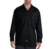 Dickies Mens Long Sleeve Work Shirts DKI 574-BK-2T