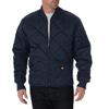 mens jackets: Dickies - Men's Nylon Quilted Jackets