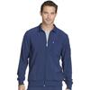 Cherokee Mens Infinity® Zip Front Jacket CHR CK305A-NYPS-4XL