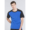 cherokee: Cherokee - Men's Infinity® Colorblock Crew Neck Top