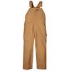 workwear overalls: Dickies - Men's Zip-Fly Bib Overalls