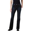 workwear: Dickies - Women's Slim-Fit Boot-Cut Jeans
