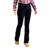 workwear womens pants: Dickies - Women's Relaxed-Fit Boot-Cut Jeans