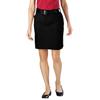 Dickies Womens Knee Length Skirts DKI FK201-BK-10