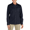 workwear womens shirts: Dickies - Women's Industrial Long Sleeve Shirts