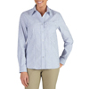 womens shirts: Dickies - Women's Industrial Long Sleeve Oxford Shirts