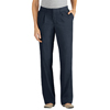Dickies Womens Pleat-Front Pants DKI FP2200-DN-10-UU