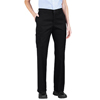 dickies: Dickies - Women's Premium Relaxed-Fit Straight-Leg Cargo Pants