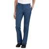 workwear plain front pants: Dickies - Women's Industrial Flat-Front Pant