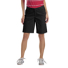 Dickies Womens 10 Relaxed-Fit Shorts DKI FR215-BK-16
