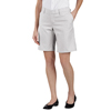 Dickies Womens Premium Relaxed-Fit Flat-Front Short DKI FR221-WH-14