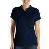 workwear Polo Shirts: Dickies - Women's Short Sleeve Basic Pique Polo Shirts