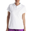 workwear shirts short sleeve: Dickies - Women's Short Sleeve Basic Pique Polo Shirts