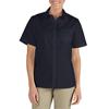 womens shirts: Dickies - Women's Industrial Short Sleeve Shirt