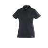 workwear Polo Shirts: Dickies - Women's Industrial Color Block Polo Shirt
