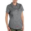 workwear womens shirts: Dickies - Women's Short Sleeve Twill Work Shirts