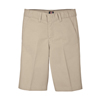 workwear mens shorts: Dickies - Boys FlexWaist Flat-Front Shorts, 4-20