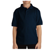 Dickies Kids Short Sleeve Pique Polo Shirts DKI KS4552-DN-L