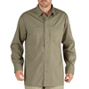 Dickies Mens Long Sleeve Tactical Shirts DKI LL950-DS-M