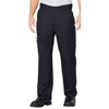 workwear plain front pants: Dickies - Men's Industrial Flex Comfort Waist EMT Pants