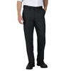 workwear plain front pants: Dickies - Men's Industrial Comfort-Waist Pant
