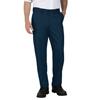 workwear shorts plain front: Dickies - Men's Industrial Comfort-Waist Pant