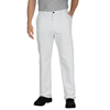 workwear plain front pants: Dickies - Men's Industrial Relaxed-Fit Flat-Front Pant