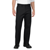 workwear plain front pants: Dickies - Men's Industrial Flat-Front Pant