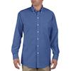 workwear shirts long sleeve: Dickies - Men's Oxford Long Sleeve Shirts